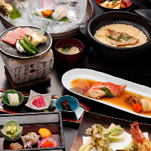 7,000 JPY Course (11 Items)