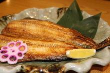 Lightly-dried Atka mackerel