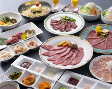 5,400 JPY Course (12 Items)
