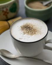 Hojicha Latte