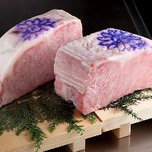 Wagyu beef sirloin