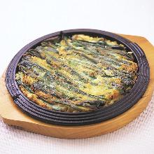 Garlic chives pajeon