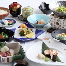 6,000 JPY Course (10 Items)