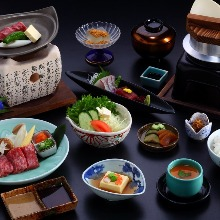 6,600 JPY Course (9  Items)