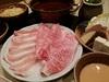 Gourmet mixed shabu-shabu set