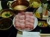 Pork back ribs set