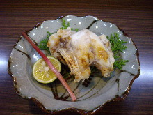 Other grilled fish