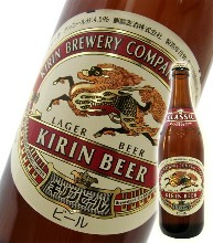 Kirin Bottle Beer