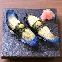 Lightly-pickled eggplant