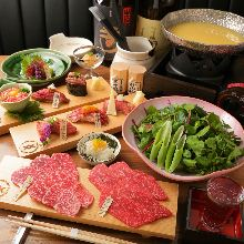 13,000 JPY Course (6 Items)