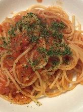 Tomato and Pepper Pasta