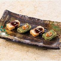 Nama-fu dengaku(fresh gluten cake)