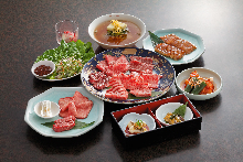 7,000 JPY Course (15 Items)
