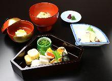 Other yuba (tofu skin) dishes