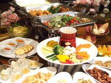 Lunch buffet