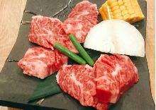 Sagari (hanger steak)