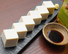 Chilled tofu
