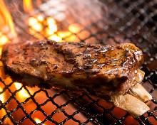Spareribs / barbecue