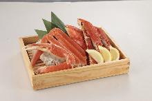 Assorted crab