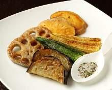 Vegetable Grill(Grill, Sauté)