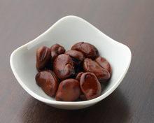 Brown sugar broad beans