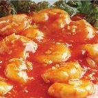 Chili shrimp