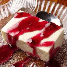 Soy milk cheesecake