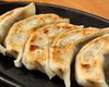 Home-made baked gyoza dumpling (5 pcs.)