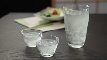 Mizore sake
