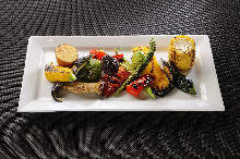 Vegetable Grill(Grill, Sauté)