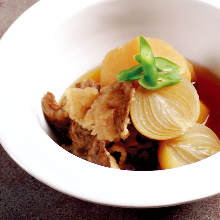 Nikujaga(simmered meat and potatoes)
