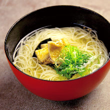 Somen (Wheat noodles)