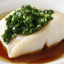 Steamed fish Chinese style