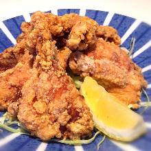 天草大王 鶏の唐揚