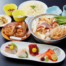 4,320 JPY Course (6  Items)