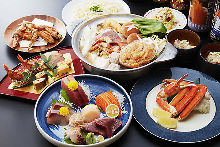 6,480 JPY Course (9  Items)