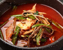 Yukgaejang soup