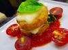 Yams & Mozzarella Cheese – Mille Feuille Style