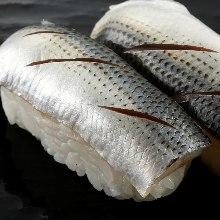 Kohada(spotted sardine)