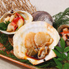 Assorted 3 Types of Grilled Shellfish