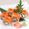Salmon and Salmon Roe Roll