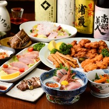 2,500 JPY Course (5 Items)