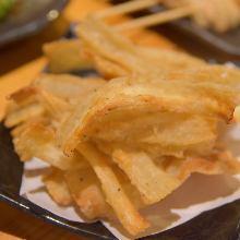 Burdock chips