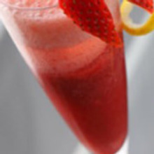 Champagne-Based Cocktail