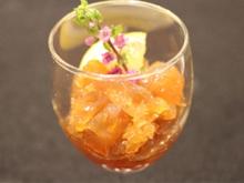 花咲きクラゲの紹興酒漬け
