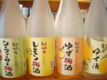 Fruit liquor