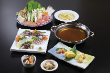 3,000 JPY Course (9 Items)
