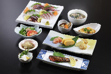 3,500 JPY Course (11 Items)