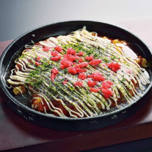 Vegetable okonomiyaki