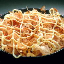 Vegetable okonomiyaki